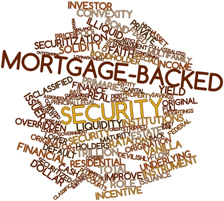 Commercial Mortgage Backed Security Loan